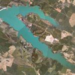 Lac de la Ganguise ou Lac de l'estrade