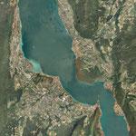 Lac d'Annecy ou Lac Bleu
