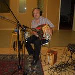 Im Tonstudio Dübendorf 2008