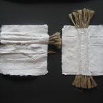 Papier geschöpft