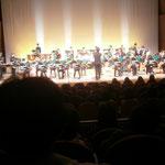 二俣高校吹奏楽部の演奏会