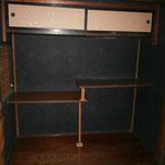 シンプルな違い棚