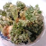 山菜ザンマイの一日