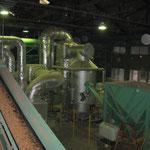 ペレット製造工場
