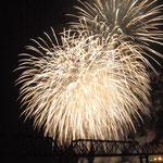 鹿島の花火2014 準備中