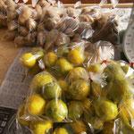 ジャガイモ出荷 柚子出荷