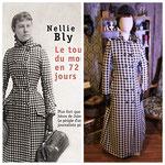 Manteau réalisé pour le musée Jules Verne à Nantes