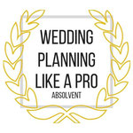Absolvent Weddingplanning like a pro