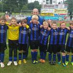 Unserer JSG F II gewinnt den Nordmed-E-Kalkhofe-Cup 2014