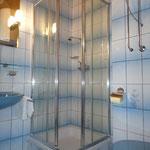 Dusche/WC Dreibettzimmer Obergeschoss