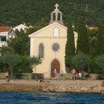 Kapelle am Meer