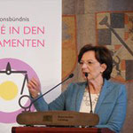 Politikerin Emilia Müller