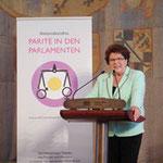 Präsidentin d. Bayr. Landtags Barbara Stamm