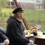 Unser Skipper Kai Pöntinen