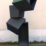 CONDOMINIO-2005 -  - imballaggi di recupero, resina - 170x100x63