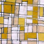 MAPPA DI PACE - 2004 - tecnica mista su carta - 38x25