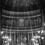 Vue générale du Choeur de La Madeleine