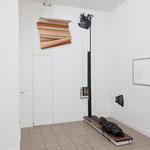 Peter Dobroschke · Realistenlimo, 2017 | Harriet Groß · Echo, 2017 | Harriet Groß · aus der Serie FUGEN : 008, 2016