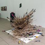 """Josina von der Linden · """"Der große Wurf"""", 2016"""