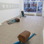 "Katharina Moessinger · ""Kein Bock"", Exhibition View"