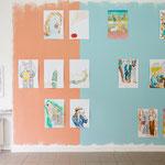 Katrin Hoffert und Jakob Roepke · Exhibition view
