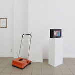 Exhibition view - Thilo Droste, Tim Stapel
