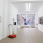 Exhibition view - Thilo Droste, Tim Stapel, Enrico Niemann, Hansjörg Schneider, Pauline Kraneis
