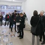 inzwischen · Gudrun Kenschner und Josina von der Linden · Eröffnung