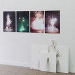 "Thilo Droste · ""Big Bangs (Feuer-Werke)"", 2015"