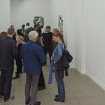 Zabriskie Point · Maja Rohwetter und Peter Hock · Eröffnung