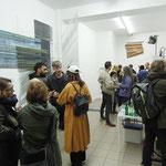 Ausscherend · Peter Dobroschke und Harriet Groß · Eröffnung
