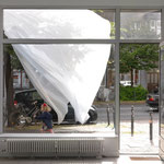 """""""Intervention"""" von Bettina Khano, Foto von  Bernd Borchardt"""