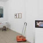 Exhibition view - Roland Boden, Thilo Droste