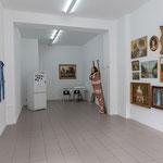 Mimesis · Ausstellungsansicht
