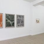 Exhibition view - Hansjörg Schneider, Pauline Kraneis, Josina von der Linden