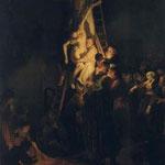 1634 Descente De Croix,st Petersbourgh