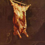 Rembrandt - The Slaughtered Ox