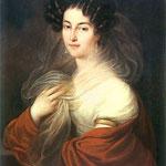 Portret Celiny z Sulistrowskich Radziwillowej-Lampi, Franciszek Ksawery 1782-1852