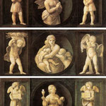 Raffaello - Theological Virtues