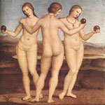 Raffaello - The Three Graces