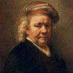 1669 Autoportrait,la Haye
