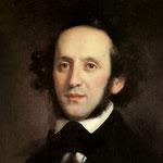 JAKOB LUDWIG FELIX MENDELSSOHN BARTHOLDY 1809-1847
