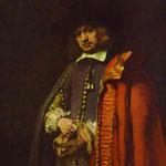 Rembrandt - Portrait of Jan Six