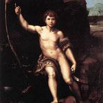 Raffaello - St John the Baptist