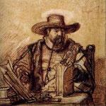 1640 Cornelis Claez Anslo,london Bm
