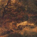 Jablon nad potokiem -Gierymski, Maksymilian 1846-1874