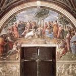 Raffaello - Stanze Vaticane - The Parnassus