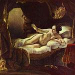 Rembrandt - Danae