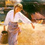 Dziewczyna z dzbanem-Kedzierski, Apoloniusz 1861-1939