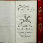 (Grabado) Título de la primera edición de 1806